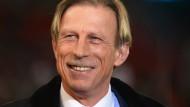 Zurück im Trainergeschäft: Christoph Daum übernimmt Rumänien.