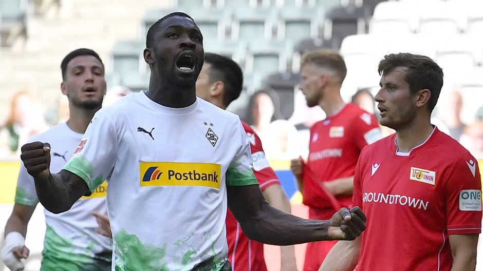 Überragender Spieler bei Borussia Mönchengladbach: Marcus Thuram