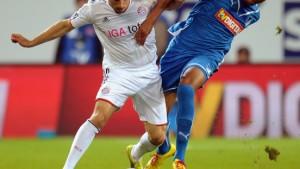 Luiz Gustavo wechselt zu den Bayern