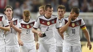 Deutschland öffnet die Tore