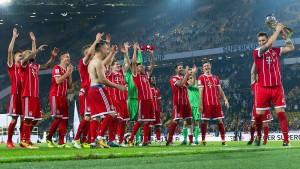 Der erste Titel macht den Bayern Mut