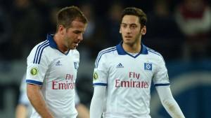Das Trauerspiel des Hamburger SV