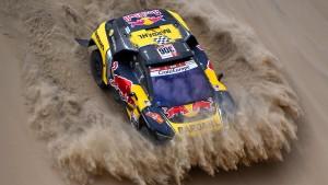 Was Sébastien Loeb bei der Rallye Dakar will