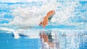 Die Rollwende des Schwimm-Verbands