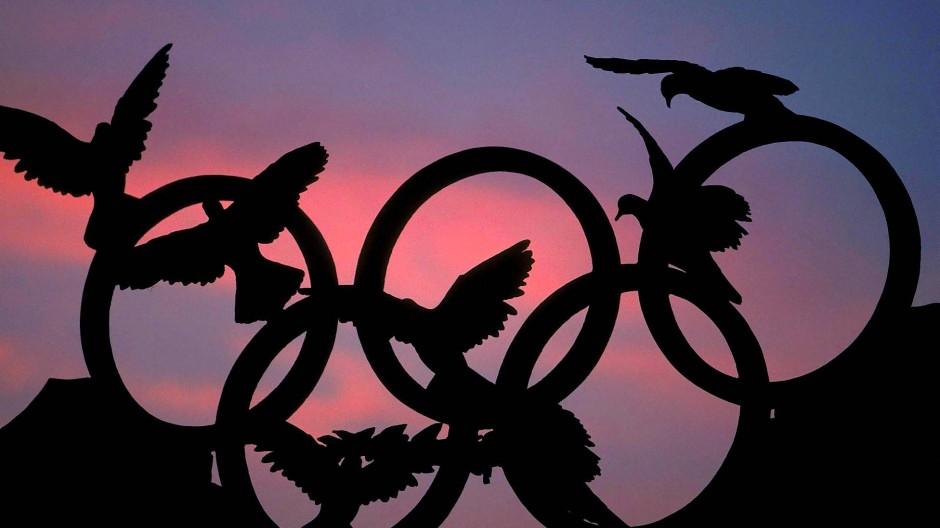 Schatten auf den Spielen: Bei Olympia läuft längst nicht alles rund.