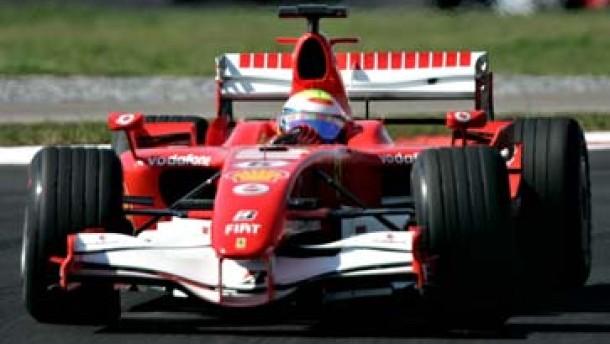 Ferrari will in Monza entscheiden