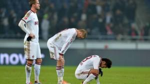 Nürnberg bleibt ohne Saisonsieg