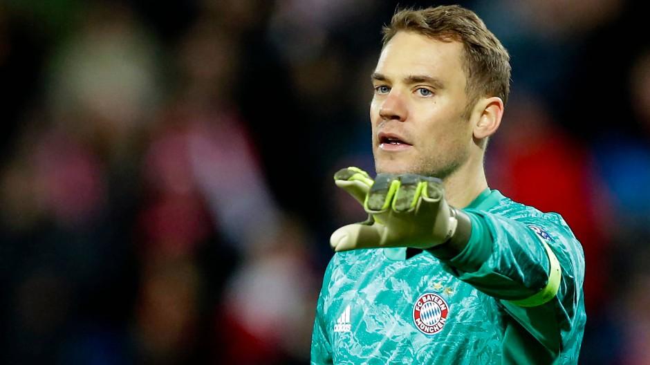 Ein Erfolg für den FC Bayern? Torhüter Manuel Neuer verlängert seinen Vertrag.
