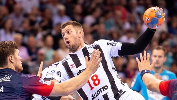 Der Handball soll wieder fliegen