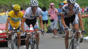 Contador als Patron - Schlecks als Zukunftshoffnungen