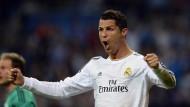 Wer hat Angst vorm weißen Mann? Cristiano Ronaldo und Real Madrid treffen wieder auf Schalke