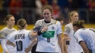 Trauriges WM-Ende schon nach dem Achtelfinale: Deutschlands Handball-Frauen