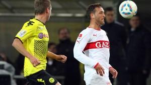 Schieber nach Dortmund