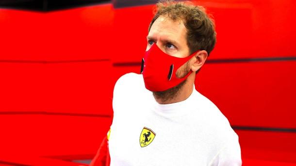 Vettel zum Abschied so schlecht wie nie