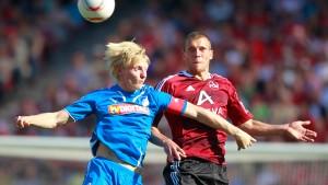 Nürnberg verpasst die Europa League