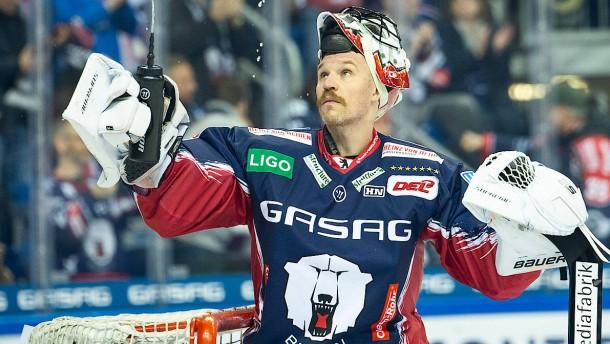 Im deutschen Eishockey geht die Angst um