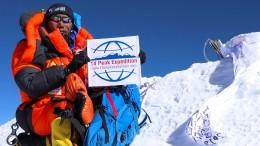 Zweimal Everest in acht Tagen