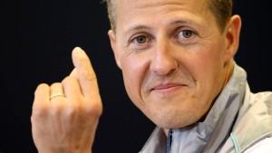 Wie geht es eigentlich Michael Schumacher?