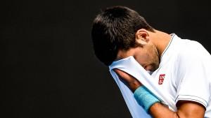 Der nächste Rückschlag für Djokovic
