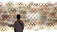 Olympia gucken in Tokio wir eine einsame Veranstaltung