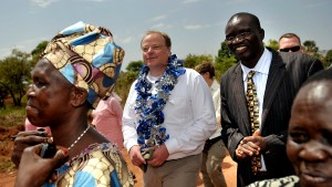 Niebel hofft auf Neuanfang - in Südsudan