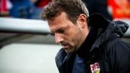 Wieder kein Sieg: Markus Weinzierl und der VfB Stuttgart müssen gegen Düsseldorf eine Niederlage einstecken.
