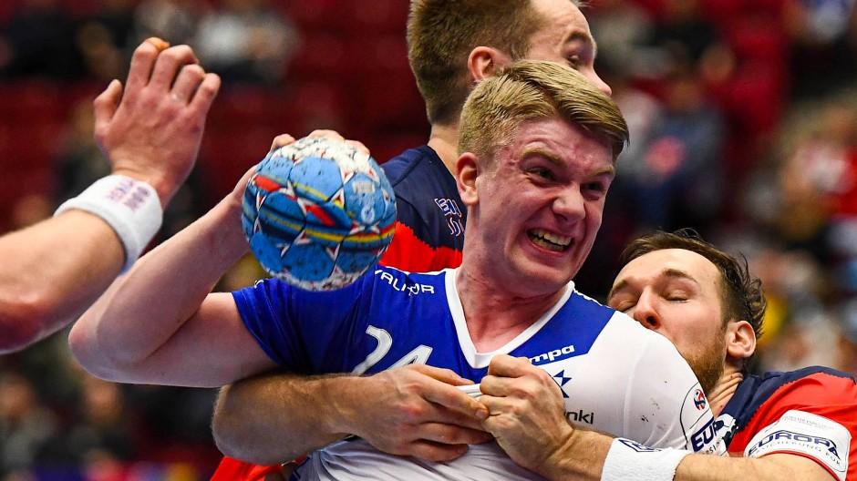 handball spiel heute
