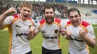 Deutsches Rugby-Team wird immer besser