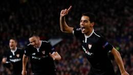 Sevillas Joker sticht gegen Mourinhos Manchester