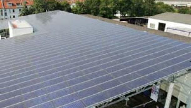 Ist die Solarenergie der Gewinner?