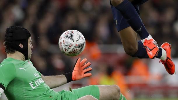 Manchester United wirft Arsenal aus dem FA-Cup