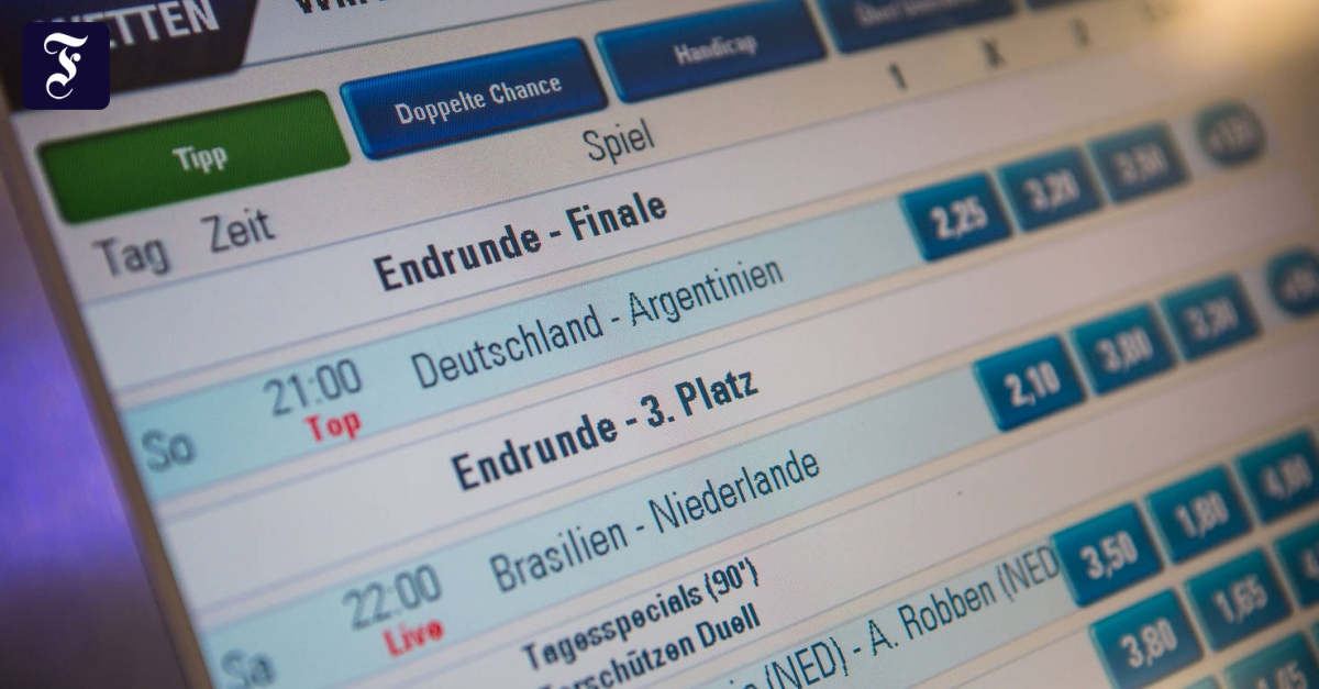 Sportwetten lizenzvergabe deutschland