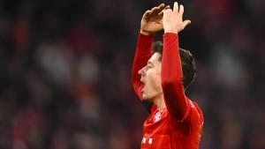 Ein blaues Auge für den FC Bayern