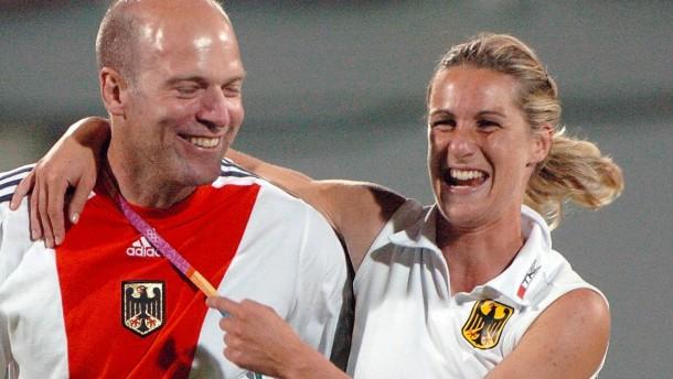 DFB holt Goldtrainer Markus Weise