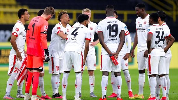 Matchball für Mainz