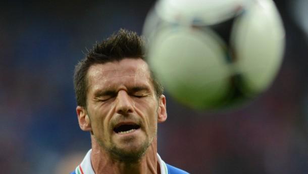 Italien bleibt sieglos