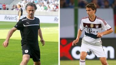 Vater-Sohn-Beziehung: Maurizio Gaudino spricht über Gianluca