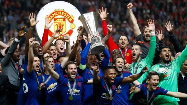 Manchester lässt Ajax keine Chance