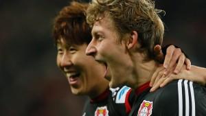 Wie kommt Leverkusen ins Achtelfinale?