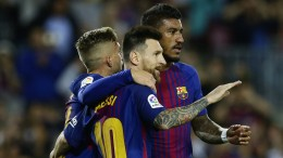 Die große Gala des Lionel Messi