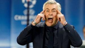 Ancelotti sagt für Nationalmannschaft ab