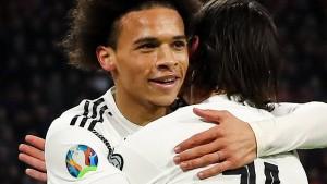 So groß ist Bayerns Chance auf den Sané-Transfer