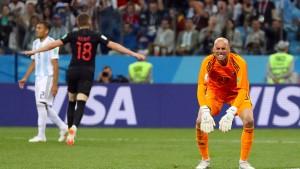 Kroatien befördert Messi und Co. an den Abgrund