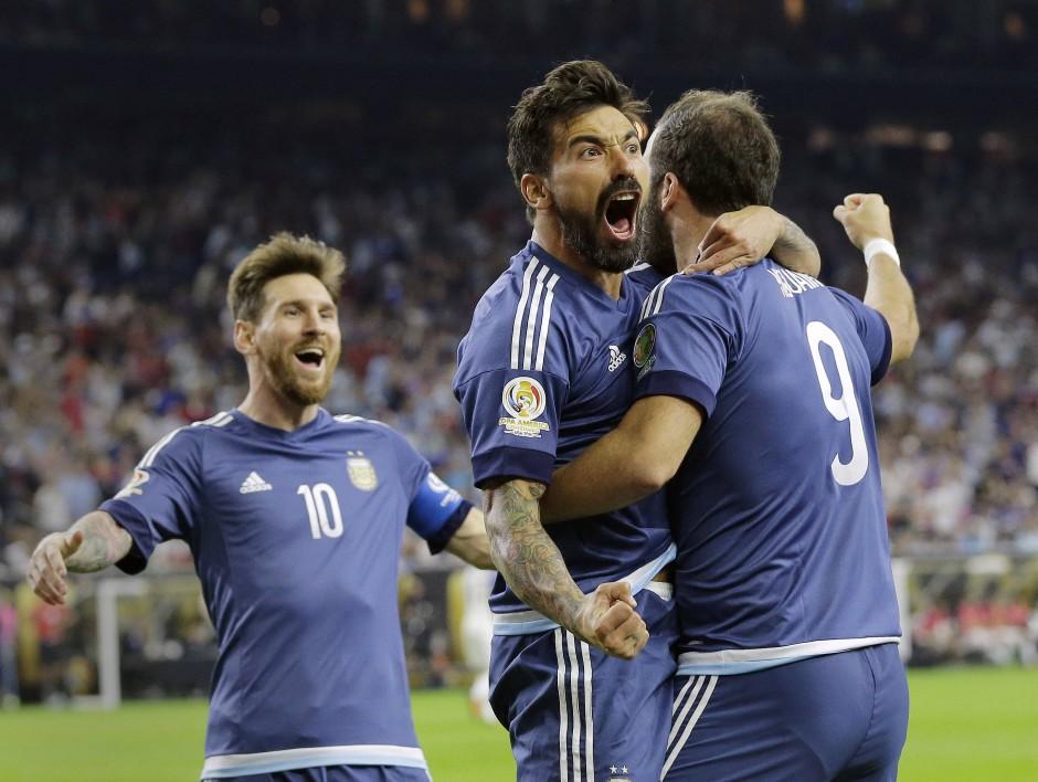 Argentinien Gegen Usa