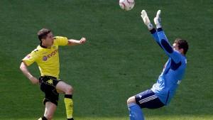 Bayern Dritter - Spannung im Abstiegskampf