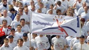 Hoffnungslauf gegen Mukoviszidose gestartet