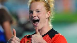 Vier Medaillen für das deutsche Team