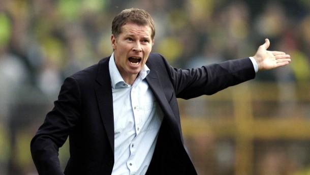 Geschäftsführer Stefan Reuter erhält in Augsburg einen Vertrag bis 2015