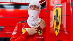 Plötzlich spielt Ferrari den Samariter