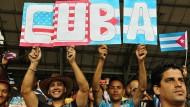 "Havanna begrüßt New York: ""Cuba vs Cosmos"""